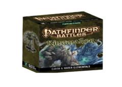 Pathfinder Battles - Kingmaker Water Elemental