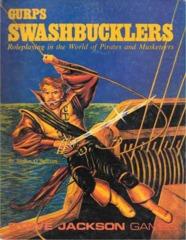 GURPS Swashbucklers 6019