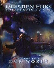 Dresden Files RPG Volume One  - Your Story HC