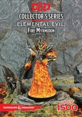 D&D Collector's Series Fire Myrmidon