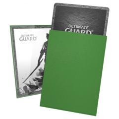 Katana Sleeves - Standard 100 Green