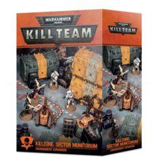 Kill Team Killzone: Sector Munitorum Environment Expansion