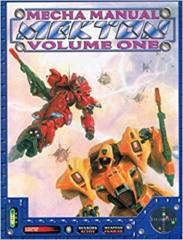 Mekton Mecha Manual Volume One 1601