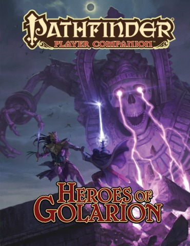 Pathfinder Player Companion - Heroes of Golarion