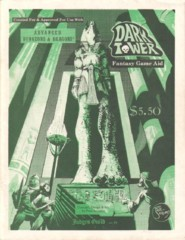 AD&D Dark Tower  Judges Guild #JG88