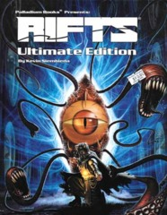 RIFTS Ultimate Edition HC