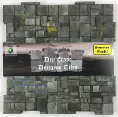 Dry Erase Dungeon Tiles Booster - Graystone
