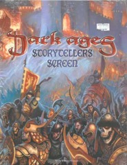 Dark Ages: Storyteller's Companion 20003