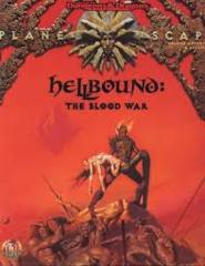 Planescape - Hellbound Blood War Deluxe - AD&D 2E