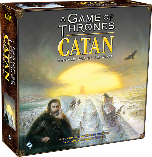 CN3015 - Catan: A Game of Thrones