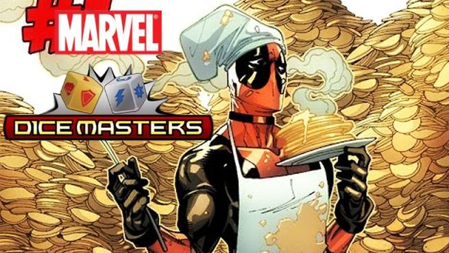 Dice Masters: Deadpool
