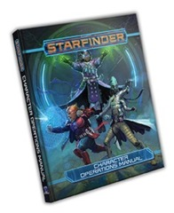 Starfinder - Character Operations Manual