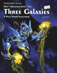 Dimension Book 6: Three Galaxies