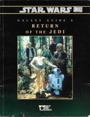 Star Wars Galaxy Guide 5: Return of the Jedi