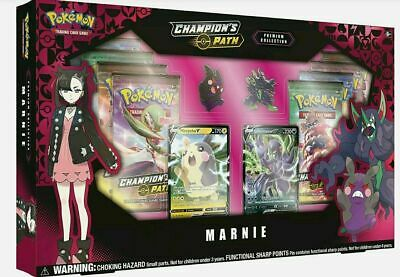 Champions Path Premium Collection - Marnie