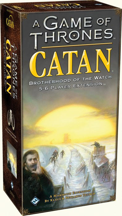 CN3016 - Catan: A Game of Thrones 5-6 Player Expansion