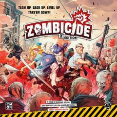 ZCD001 Zombicide 2nd Edition