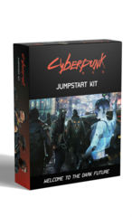 Cyberpunk Red - Jumpstart Kit 3000