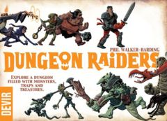 Dungeon Raiders: 2nd Edition