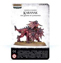 Daemons of Khorne - Karanak the Hound of Vengeance