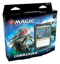 MTG Commander Legends Commander Deck - Reap The Tides