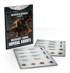 Datasheet Cards - Imperial Knights