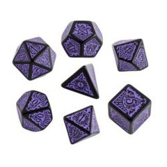 Dice Set Call of Cthulhu Orient Express