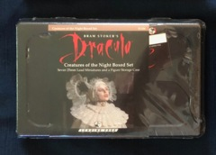 Bram Stoker's Dracula Creatures of the Night Boxed Set 25 mm Painted Miniatures Leading Edge #51104