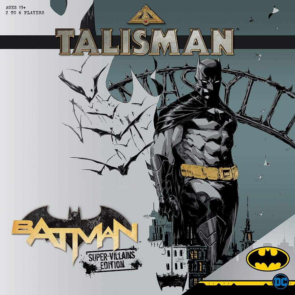 Talisman - Batman Super Villains Edition