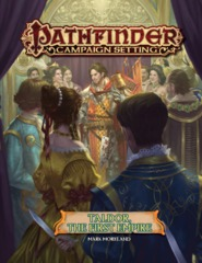 Pathfinder Campaign Setting - Taldor, the First Empire 92105