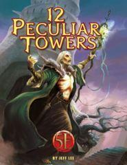 5E - 12 Peculiar Towers
