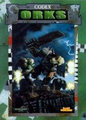 Warhammer 40,000 Codex - Orks (1999)