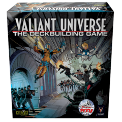 Valiant Universe: The Deckbuilding Game