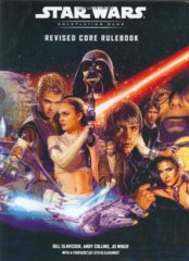 Star Wars Roleplaying Game Revised Core Rulebook (2002 HC)