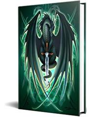 Dragon Skull Blade Journal #12011