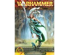 Warhammer Wood Elf: Spellweaver with Staff