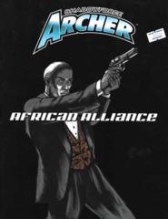 Shadowforce Archer: African Alliance