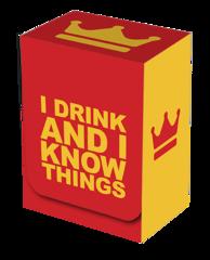 Deckbox- Know Things