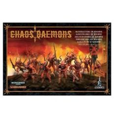 Warhammer Chaos Warriors: Bloodletters of Khorne