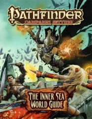 Pathfinder Campaign Settting - The Inner Sea World Guide HC 9226