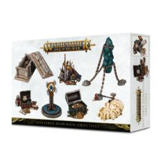 Age of Sigmar - Shattered Dominion Objectives
