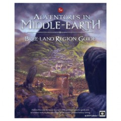 Adventures in Middle-Earth: Breeland Region Guide (D&D 5th Edition)