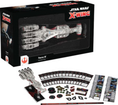 FFG SWZ55 - Star Wars X-Wing (2e) - Tantive IV Expansion Pack