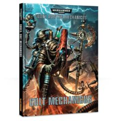40k Codex: Cult Mechanicus (old)