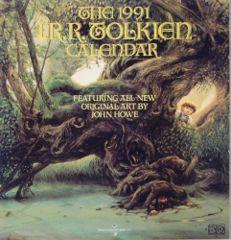 Tolkien Calendar 1991