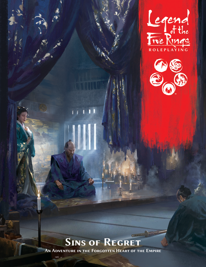 L5R11 Legend of Five Rings: Sins of Regret