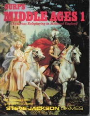 GURPS Middle Ages #1 6050