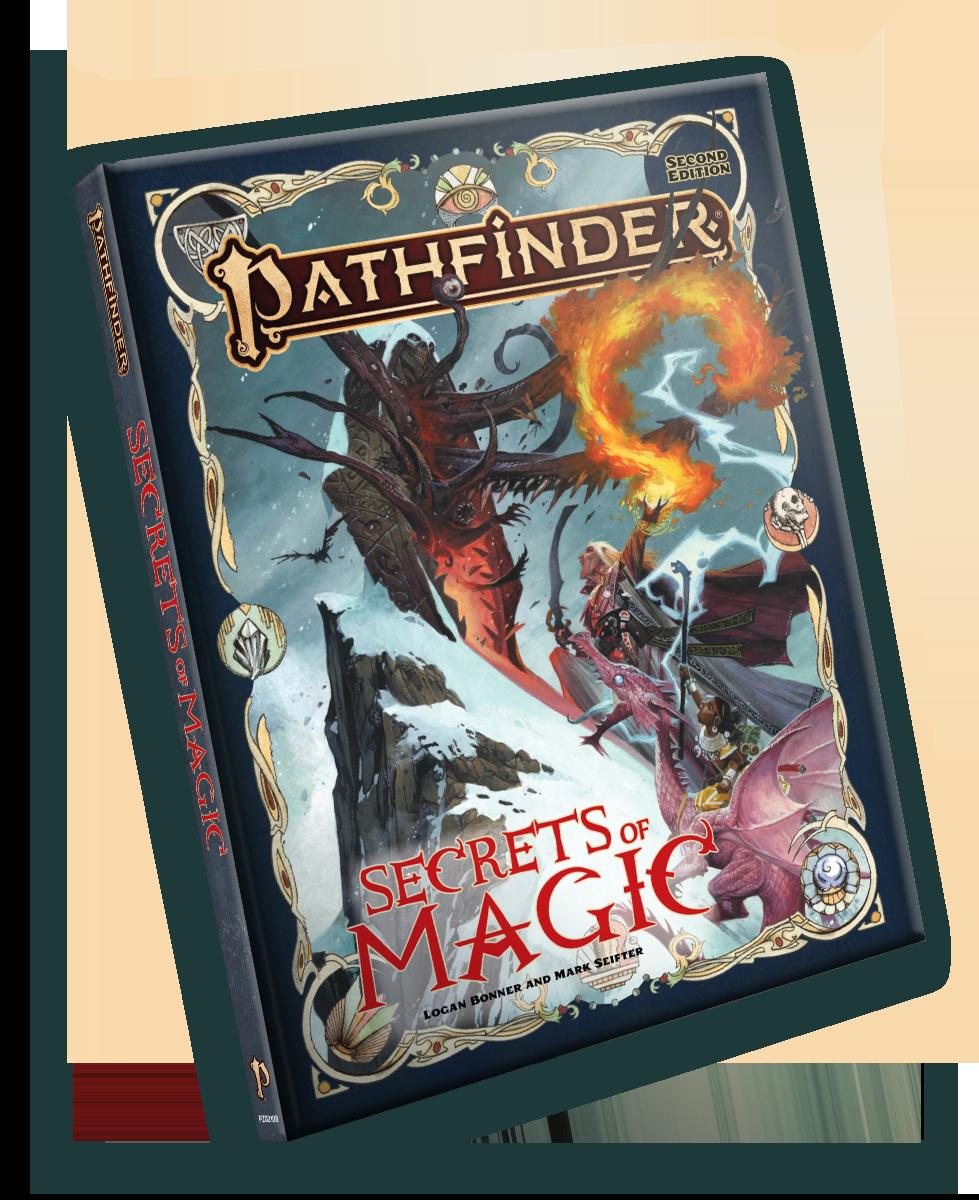 Pathfinder 2E - Secrets of Magic Pocket Edition 2108-PE