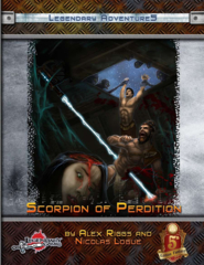 Scorpion of Perdition (5E)