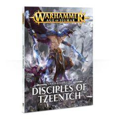 Chaos Battletome - Disciples of Tzeentch